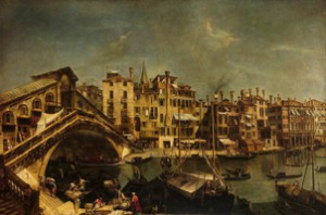 Michele_Marieschi_The_Rialto_Bridge