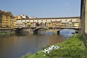 Ponte_Vecchio_Arno_Florence auteur jebulon